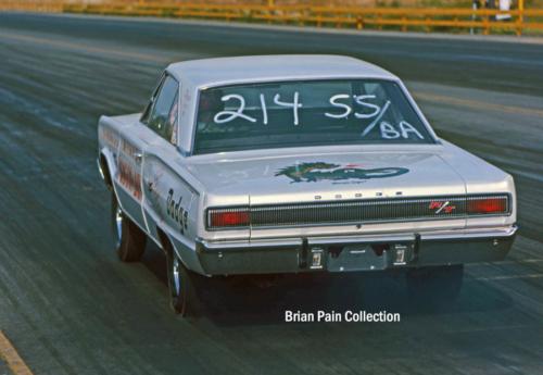 Next1 Dodge SS 8x12