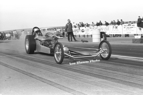 P 5 Single Dragster