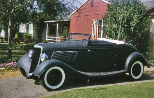 34 Ford w - olds Before T Buick