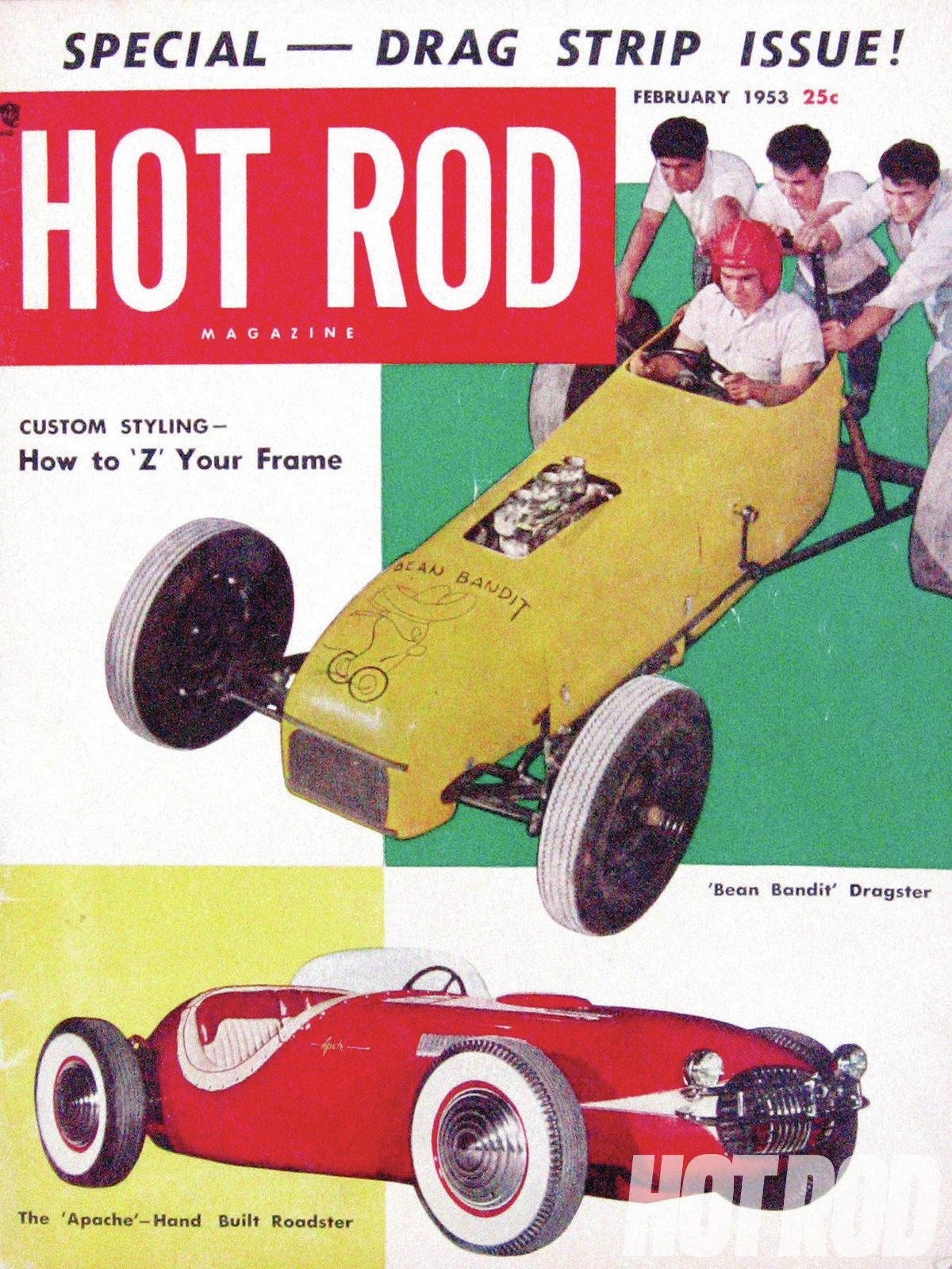 1953 Hot Rod Magazine ~ Colorado Springs – DragPixByPete.com